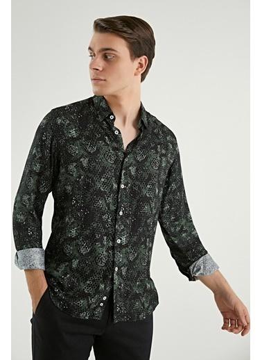 TWN Gömlek Yeşil